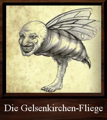 Die Gelsenkirchen-Fliege